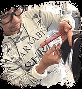 彫刻カット Sculpture hair cut